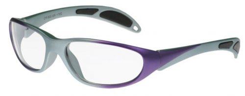 Prescription Safety Glasses: Model 208