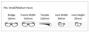 ce1e62a9d94 Prescription Safety Glasses  Model 703