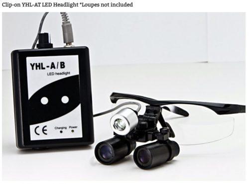 Portable LED Surgical & Dental Light