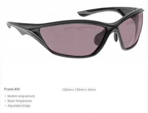 Dental Diode for Picasso Dental Laser 795-820 nm OD 4+ VLT 68% CE Certified DI1 Laser Safety Glasses