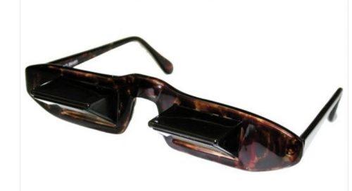 MRI Prism Glasses, Tortoise