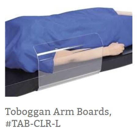 Toboggan Arm Boards-Large