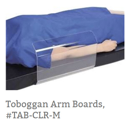 Toboggan Arm Boad - Medium