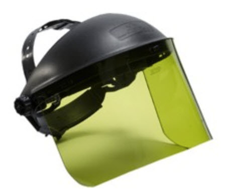 Laser Safety Face Shield for ND:YAG, #LSFS-NDYAG97